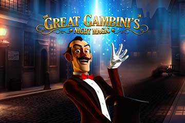 The Great Gambinis Night Magic slot