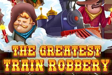 The Greatest Train Robbery video slot