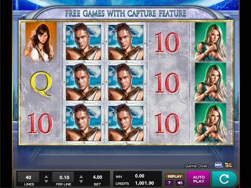 The Mighty Atlas free slot