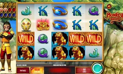 The Monkey Prince slot