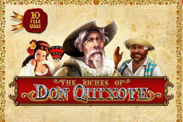 The Riches of Don Quixote video slot