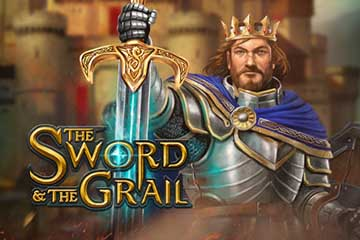 The Sword and the Grail video slot