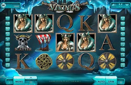 The Vikings free slot