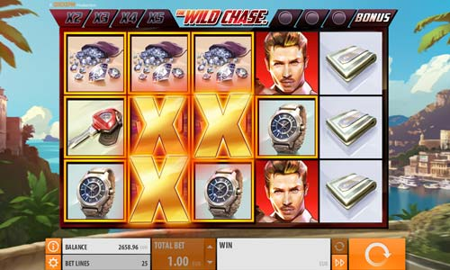 The Wild Chase free slot