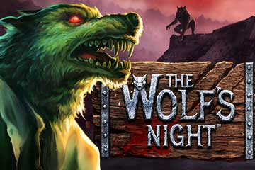 The Wolfs Night slot