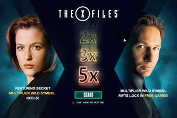 The X-Files video slot
