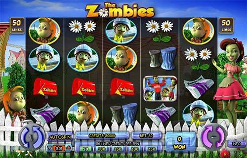 The Zombies slot