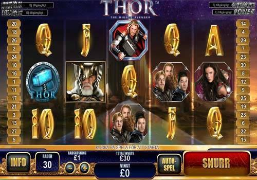 Thor videoslot