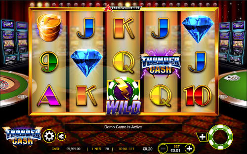 Thunder Cash free slot