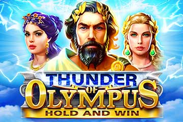 Thunder of Olympus slot