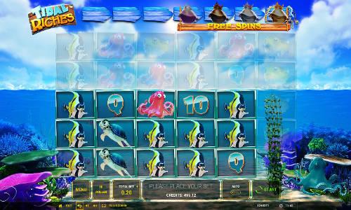 Tidal Riches slot