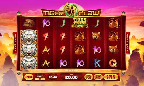 Tiger Claw slot