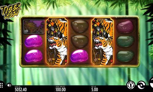 Tiger Rush videoslot