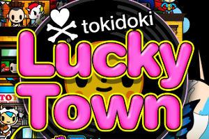 Tokidoki Lucky Town video slot