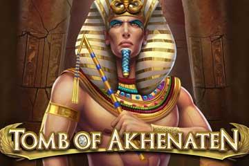 Spela Tomb of Akhenaten kommande slot