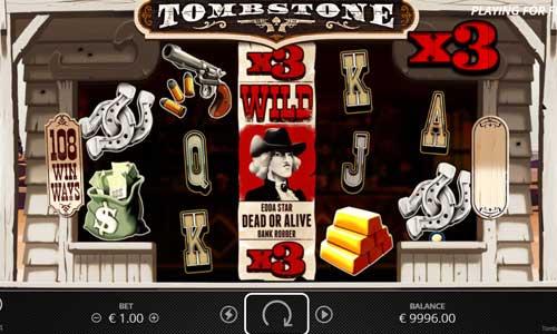 Tombstone videoslot