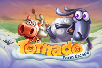 Tornado Farm Escape video slot