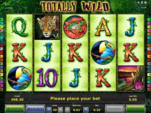 Totally Wild slot