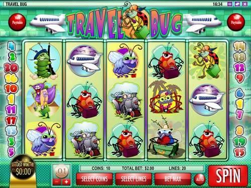 Travel Bug slot