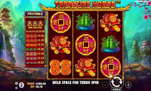 Treasure Horse videoslot