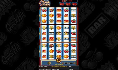 Triple Cash Wheel slot