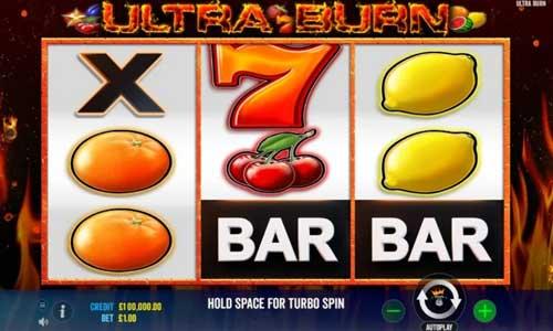 Ultra Burn videoslot