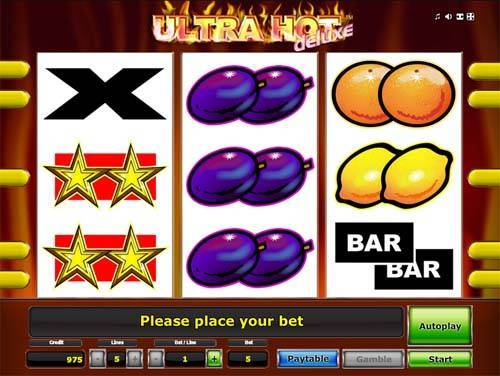 free casino play online ultra hot deluxe