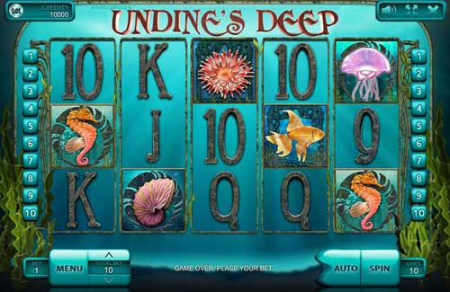 Undines Deep free slot