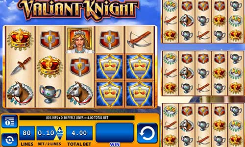 Valiant Knight videoslot