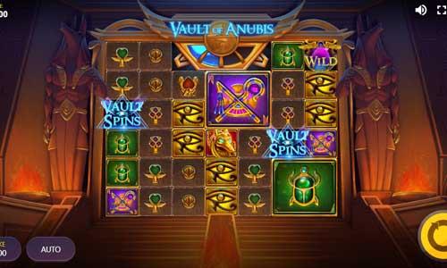 Vault of Anubis videoslot