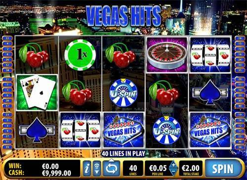 Vegas Hits casino slot