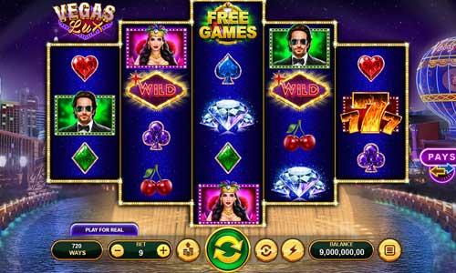 Vegas Lux videoslot