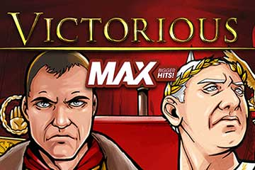 Victorious MAX video slot
