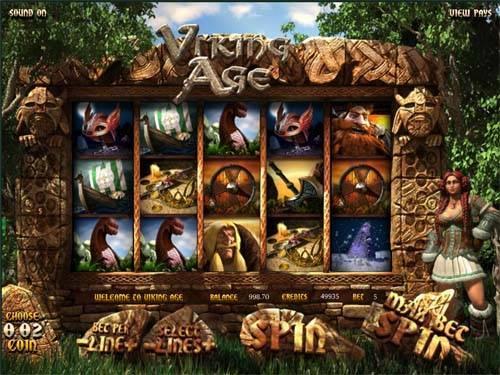 Viking Age videoslot