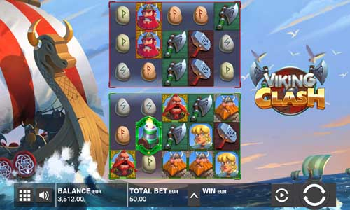 Viking Clash slot