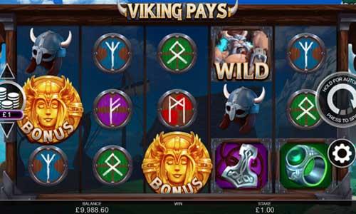 Viking Pays slot