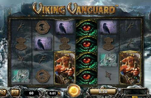 Viking Vanguard videoslot