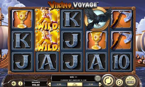 Viking Voyage videoslot