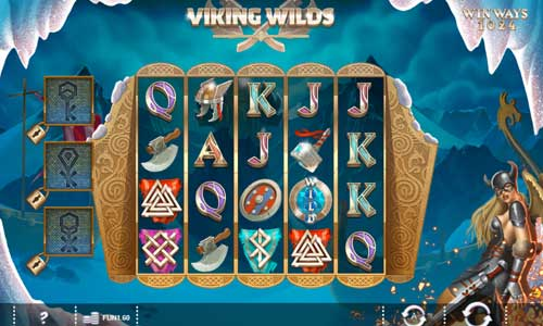 Viking Wilds videoslot