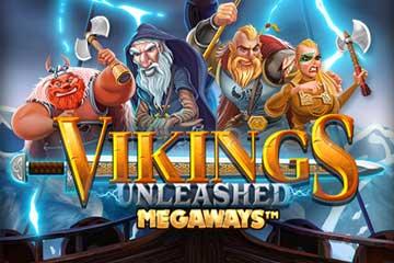 Vikings Unleashed Megaways slot gratis demo och recension