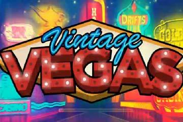 Vintage Vegas video slot