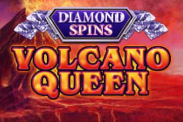 Volcano Queen Diamond Spins slot