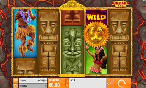Volcano Riches free slot