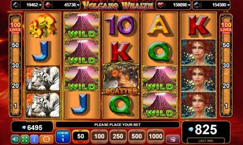 Volcano Wealth slot