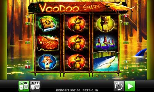 Voodoo Shark videoslot