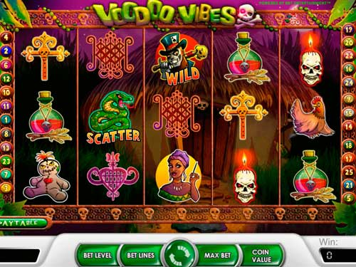 Voodoo Vibes videoslot