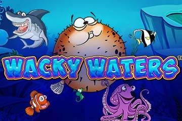 Wacky Waters video slot