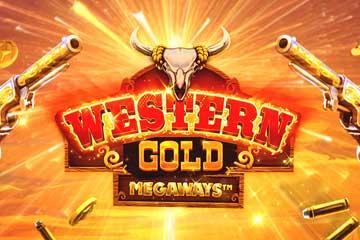 Spela Western Gold Megaways slot