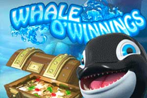 Whale O Winnings video slot
