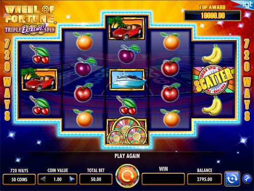 Wheel of Fortune free slot